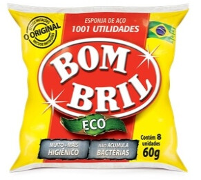 Bombril 60g (8 pack)
