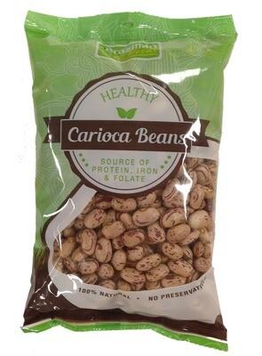 Carioca Beans. (Feijao Carioquinha) 500g