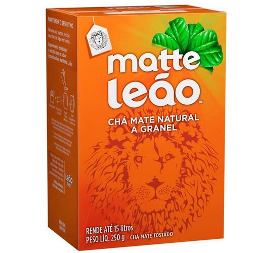 Leao Matte Tea (Mate Tea Loose Leaf) 250g