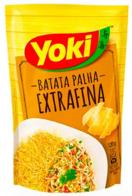 Extra Fine Potato Sticks (Batata Palha Extra Fina) 120g