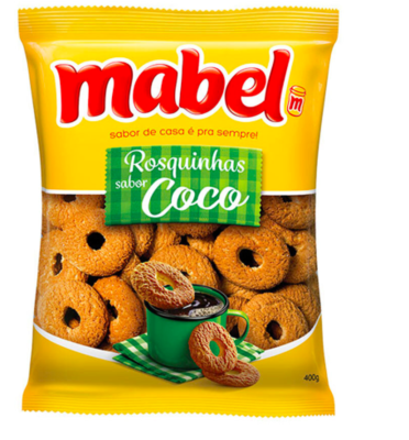 Mabel - Coconut Biscuits 400g