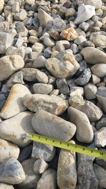 "6""+ Oversize Rock"