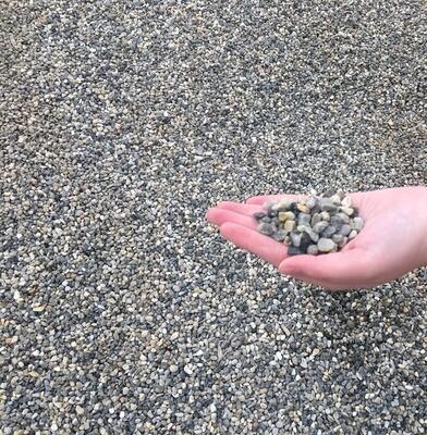 Gray Pea Gravel