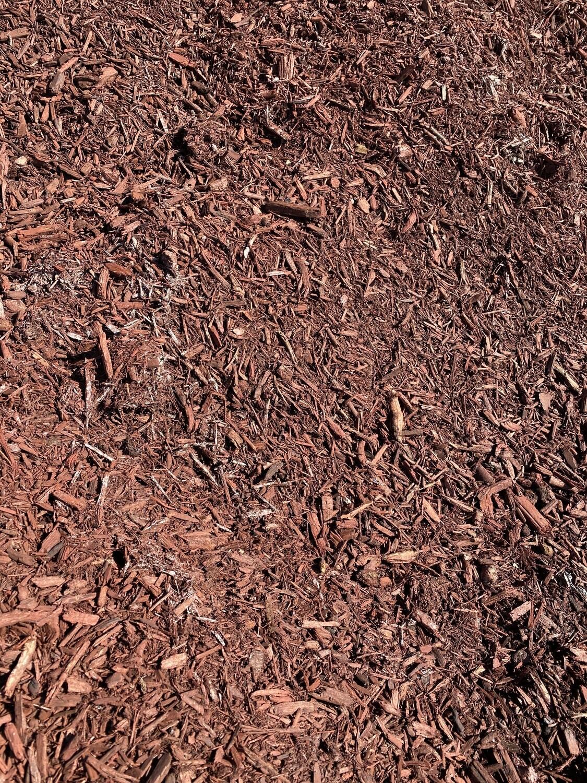 Red Hardwood Mulch