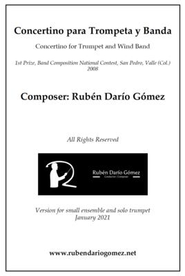 Concertino para Trompeta y Banda