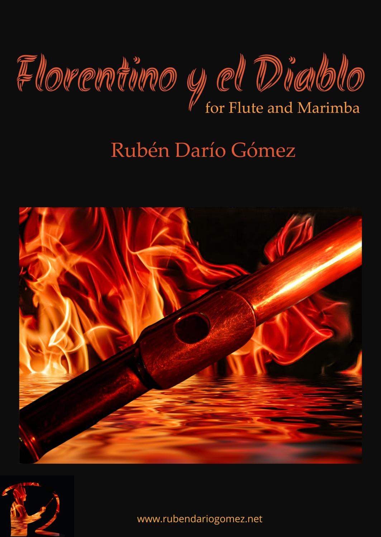 Florentino y el Diablo (for flute and marimba)