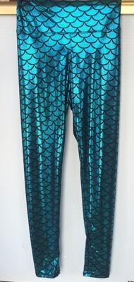 Adult Mermaid Leggings