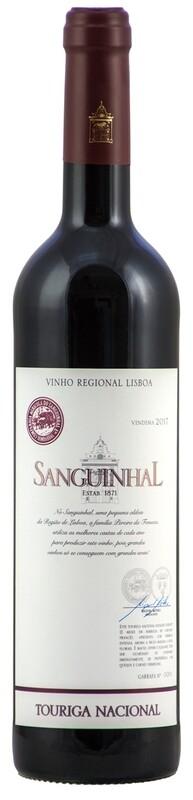 SANGUINHAL TOURIGA NACIONAL RED WINE