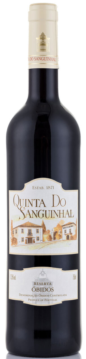 QUINTA DO SANGUINHAL RED WINE DOC OBIDOS