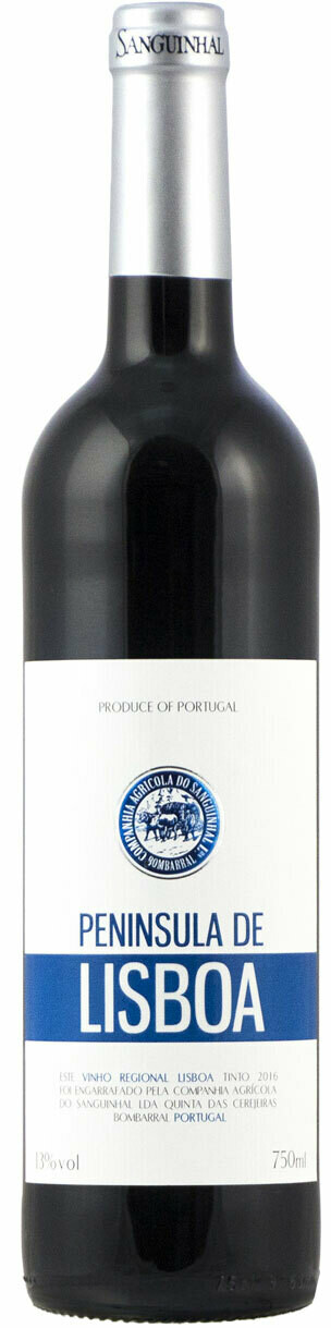PENINSULA DE LISBOA RED WINE