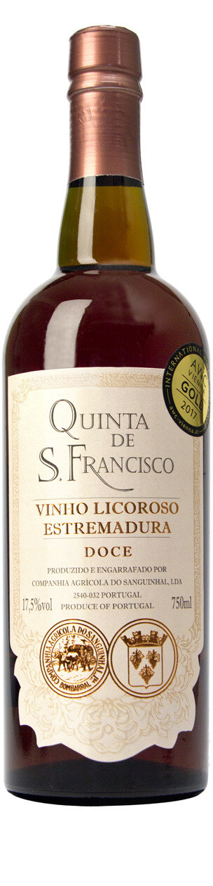 QUINTA DE SAO FRANCISCO - SWEET FORTIFIED WINE - 20 YEARS - 17,5%