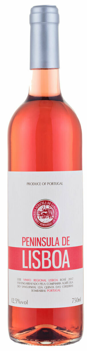 PENINSULA DE LISBOA ROSE WINE