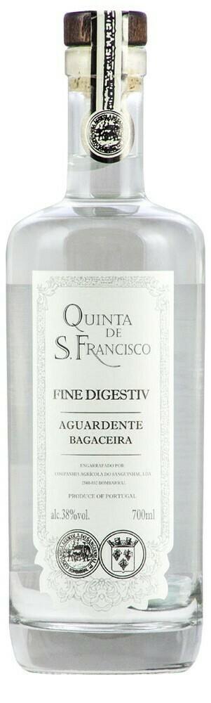 QUINTA DE SAO FRANCISCO - MARC BRANDY BAGACEIRA - 40%