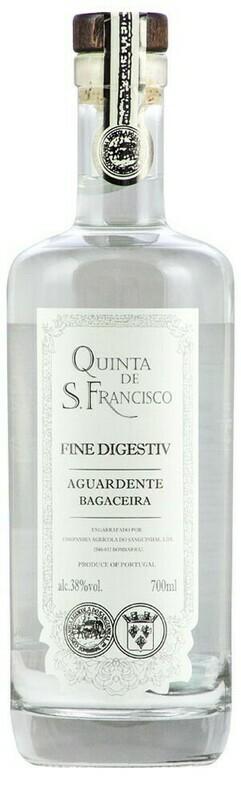 QUINTA DE SAO FRANCISCO MARC BRANDY BAGACEIRA