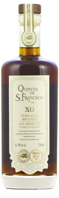 QUINTA DE SAO FRANCISCO VERY OLD BRANDY XO