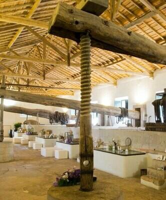 QUINTA DO SANGUINHAL - GUIDED ESTATE TOUR AND WINE TASTING