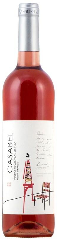 CASABEL LISBOA ROSE WINE
