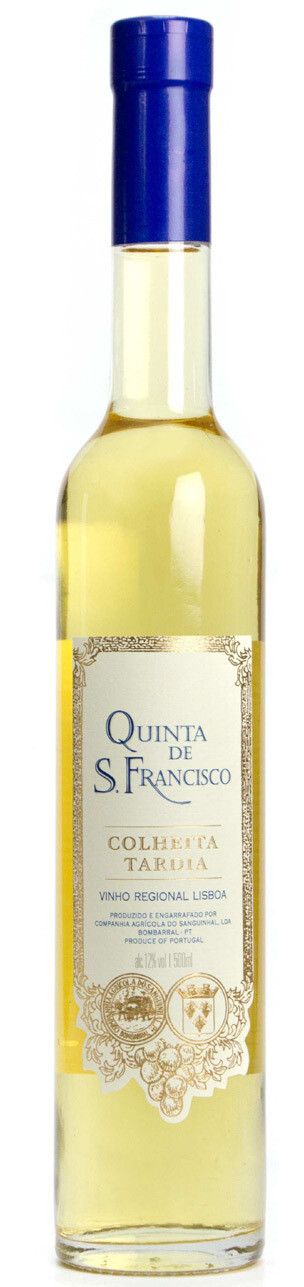 QUINTA  DE SAO FRANCISCO - LATE HARVEST - WHITE 2010 - 12%