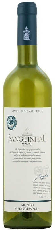 SANGUINHAL ARINTO | CHARDONNAY WHITE WINE