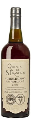 QUINTA DE SAO FRANCISCO - DRY FORTIFIED WINE - 20 YEARS - 18%