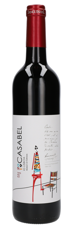 CASABEL LISBOA RED WINE