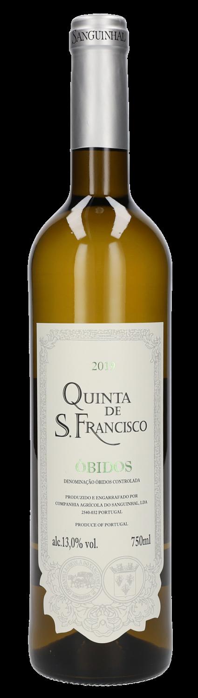 QUINTA DE SAO FRANCISCO WHITE WINE DOC OBIDOS