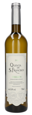 QUINTA DE SAO FRANCISCO WHITE WINE DOC OBIDOS