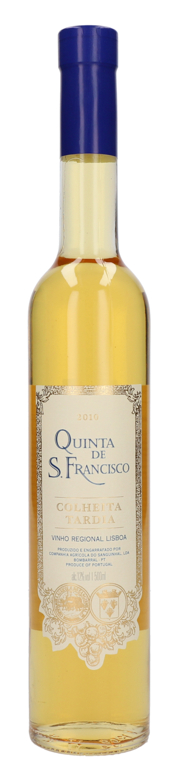 QUINTA  DE SAO FRANCISCO LATE HARVEST WHITE WINE