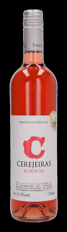 CEREJEIRAS LISBOA ROSE WINE