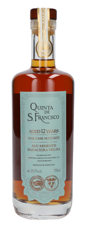 QUINTA DE SAO FRANCISCO VERY OLD MARC BRANDY