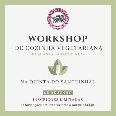 Workshop of Vegetarian Cuisine