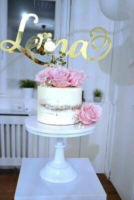 NUDE CAKE FLORAL