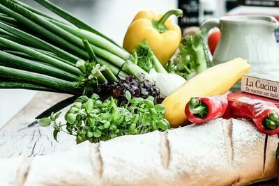 Baguette Vegetarisch