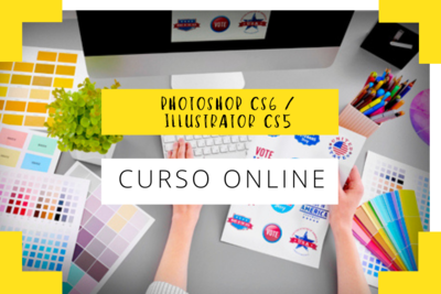 Cursos Photoshop CS6 / Illustrator CS5