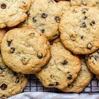 Chocolate Chip cookies/ 1/2 dozen