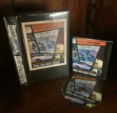 DVD & VHS Combo Deal