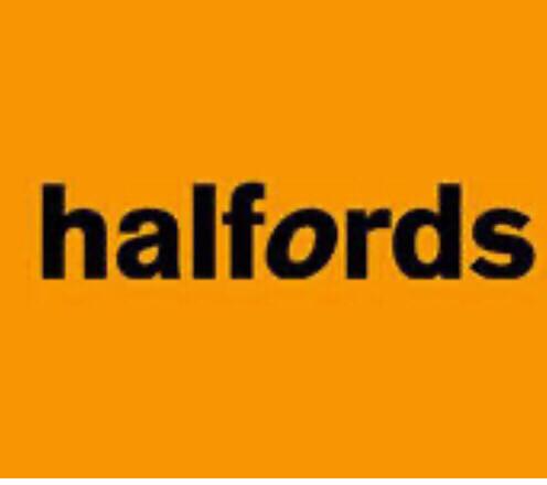 Halfords Digital Voucher