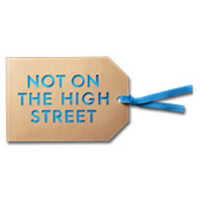 Not On The High Street Digital Voucher