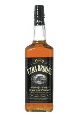 EZRA BROOKS 90