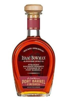 BOWMAN PORT BARREL FINISHED 92