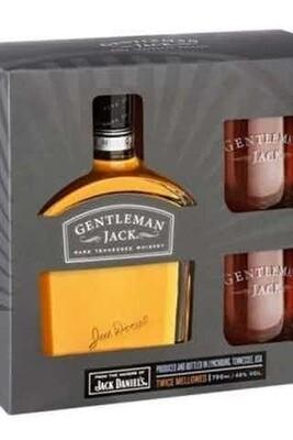 GENTLEMAN JACK-GLASSES