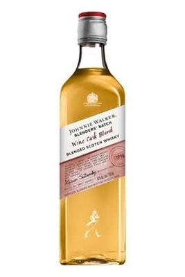 JOHNNY WALKER WINE CASK