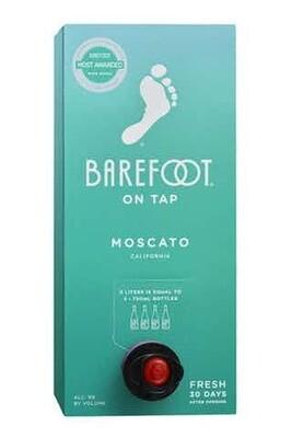 BAREFOOT MOSCATO BOX