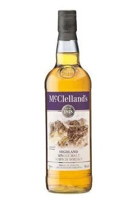 MC CLELLANDS HIGH LAND