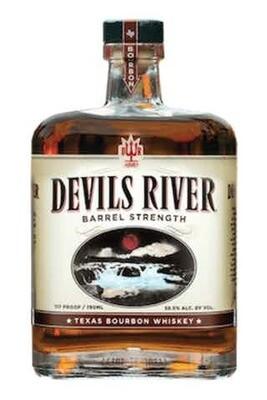 DEVIL'S RIVER BARREL STRENGTH