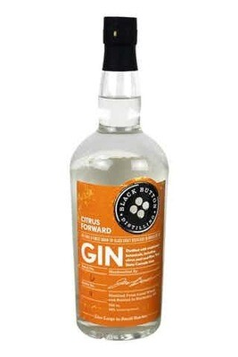 BLACK BUTTON CITRUS GIN