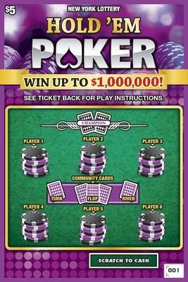 $1,000,000 HOLD'EM POKER