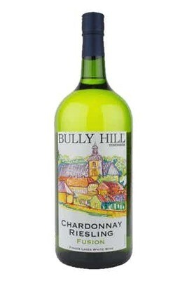 BULLY HILL CHARDONNAY/RIESLING