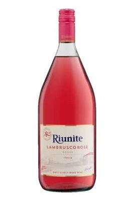 RIUNITE ROSE' LAMBRUSCO