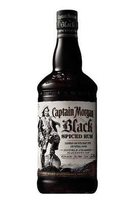 CAPTAIN BLACK SPICED RUM